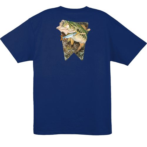 Guy Harvey Men's Loudmouth Short Sleeve T-shirt