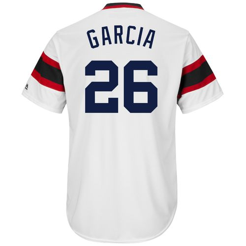 Majestic Men's Chicago White Sox Avisail Garcia #26 Cool Base Cooperstown Jersey