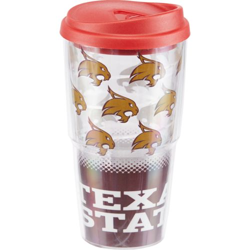 ThermoServ Texas State University Repeat 24 oz. Tritan Tumbler