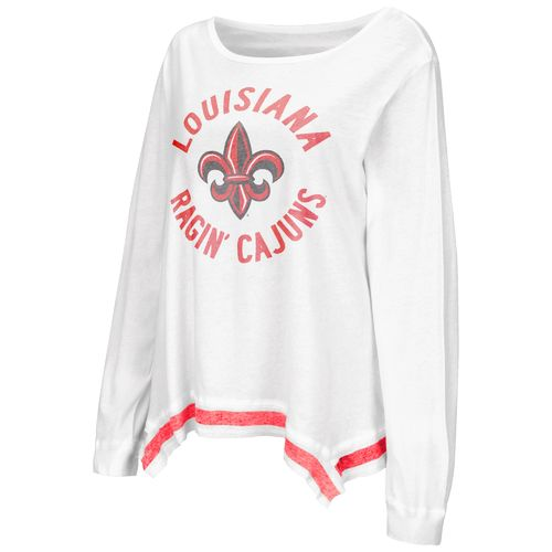 Touch by Alyssa Milano Women's University of Louisiana at Lafayette End Zone Top