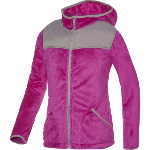Free Country Girls' Butter Pile Fleece Jacket