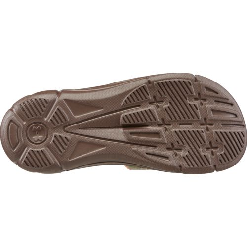 Under Armour Boys' Ignite Camo Soccer Slides - view number 5