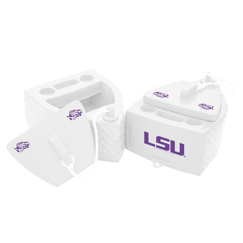 TRC Recreation Louisiana State University Floating SS Goodlife Kooler