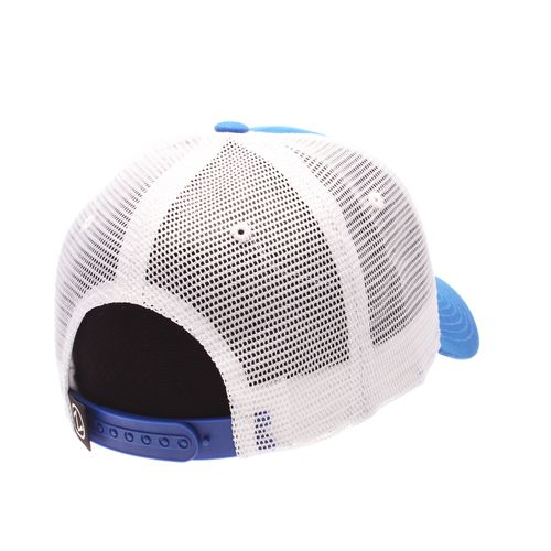 Zephyr Men's Louisiana Tech University Big Rig Meshback Cap - view number 2