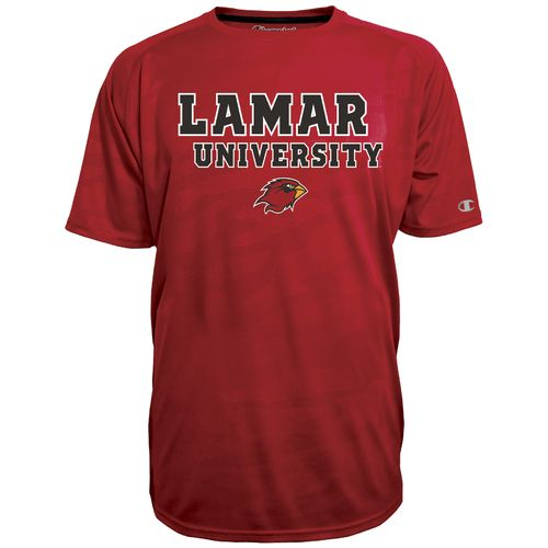 Champion™ Men's Lamar University Fade T-shirt