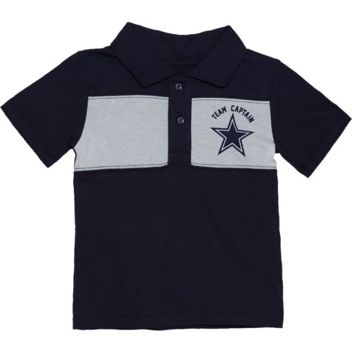 Dallas Cowboys Toddlers' Billee Polo Shirt