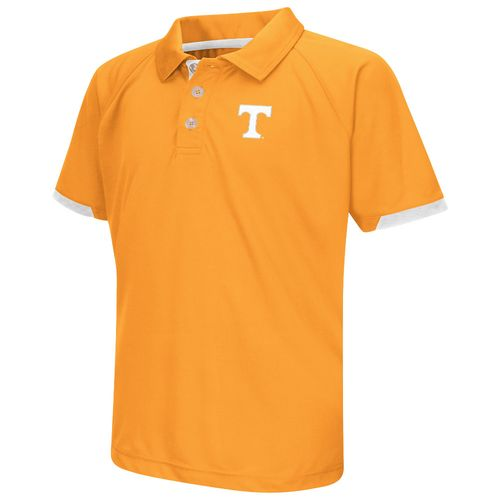 Colosseum Athletics™ Boys' University of Tennessee Spiral Polo Shirt