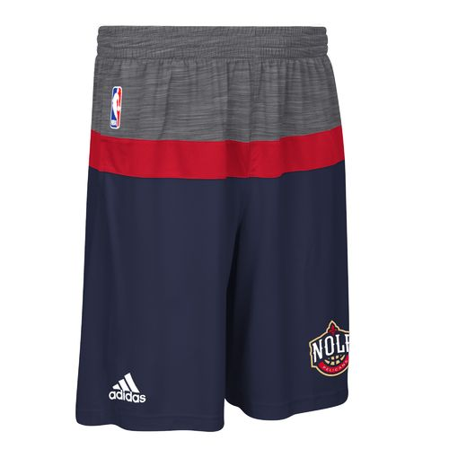 adidas™ Men's New Orleans Pelicans Pregame Short