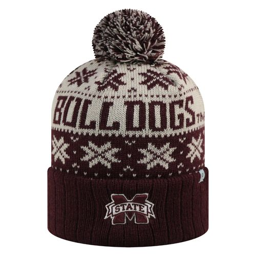 Top of the World Men's Mississippi State University Subarctic Knit Cap