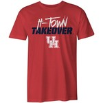 Image One Men's University of Houston H Town Takeover T-shirt - view number 1