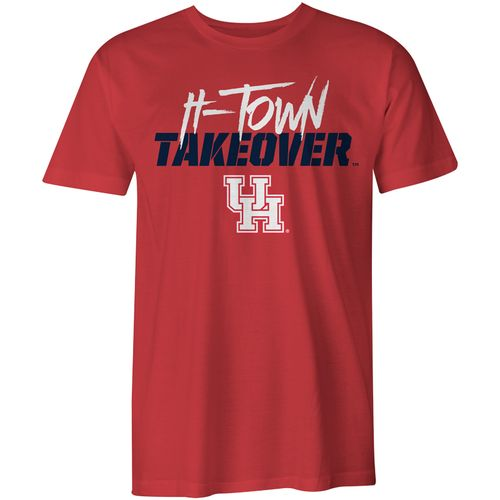 Image One Men's University of Houston H Town Takeover T-shirt