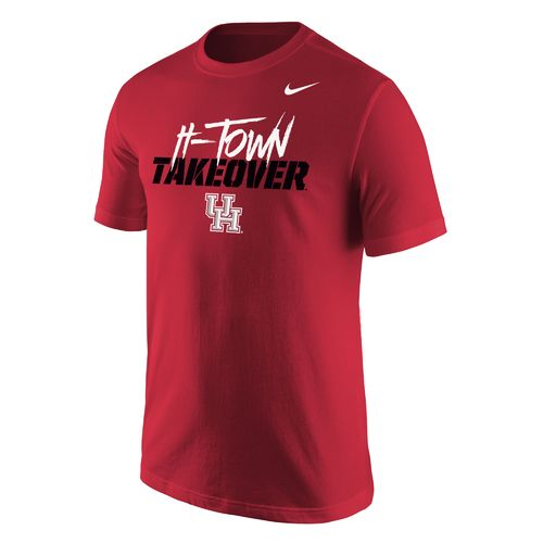 Nike Men's University of Houston H-Town Takeover Core T-shirt - view number 1
