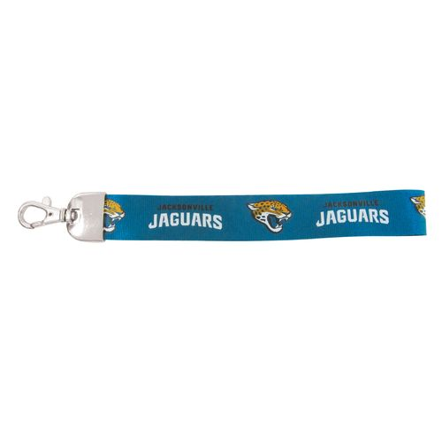 Display product reviews for NFL Jacksonville Jaguars Wristlet Lanyard