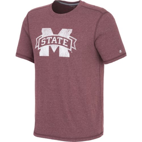 Champion™ Men's Mississippi State University Touchback T-shirt