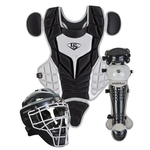 Display product reviews for Louisville Slugger Youth 3-Piece Catcher's Set