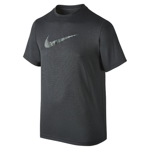 Nike Boys' Nike Dry Carbon Swoosh Short Sleeve T-shirt