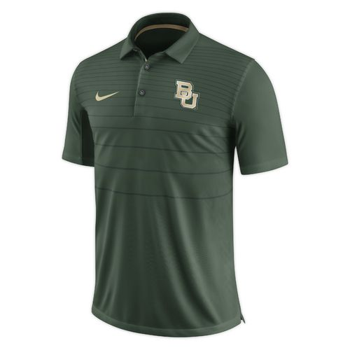 Nike Men's Baylor University Early Season Polo Shirt - view number 1