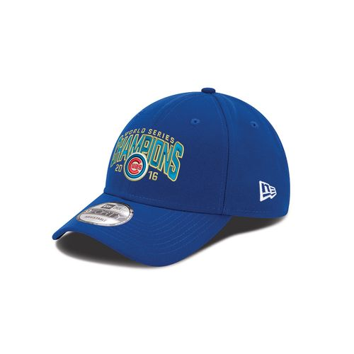 New Era Men's Chicago Cubs 9Forty 2016 World Series Champions Cap