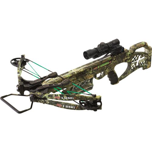PSE Fang LT Mossy Oak Compound Crossbow Ambidextrous