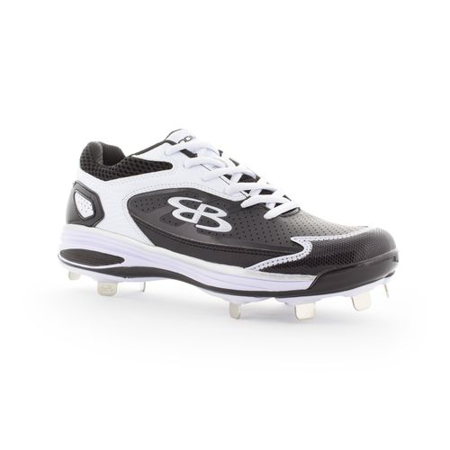 Boombah Women's Swerve Metal Fast-Pitch Softball Cleats - view number 2