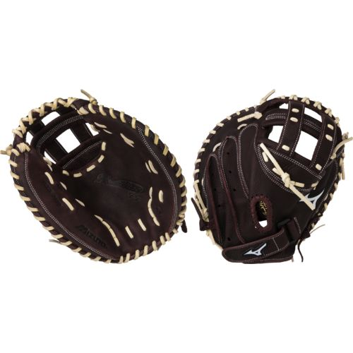 Mizuno Girls' Franchise 34' Fast-Pitch Catcher's Mitt