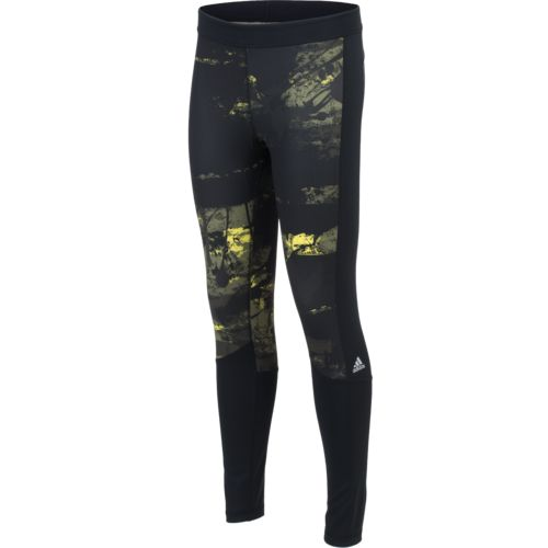 adidas™ Women's Elemental Raw Print Tight