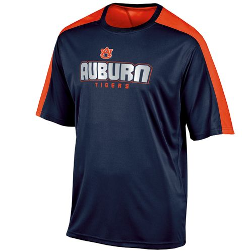 Champion™ Men's Auburn University Colorblock T-shirt