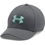 Under Armour Boys' Blitzing II Stretch Fit Cap - view number 1