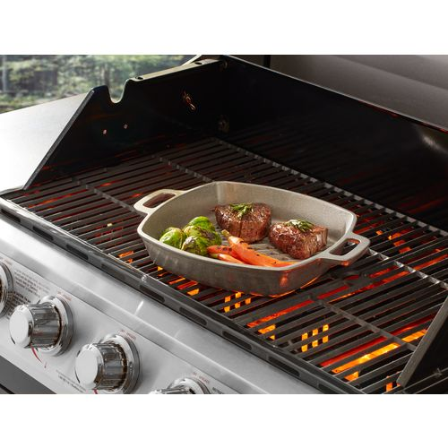 Mr. Bar-B-Q™ Cast Aluminum Deep-Dish Searing Griddle - view number 3