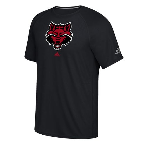 adidas Men's Arkansas State University School Logo Ultimate T-shirt