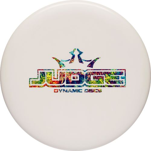 Dynamic Discs Classic Blend Judge Bar Stamp Disc Golf Disc - view number 1
