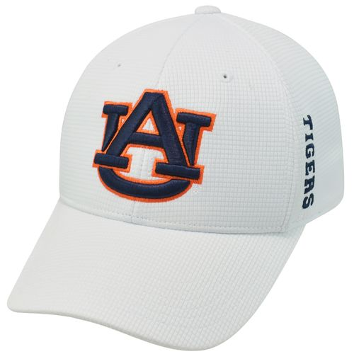 Top of the World Men's Auburn University Booster Plus Flex Cap - view number 1