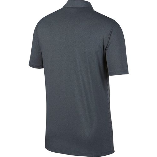 Nike Men's Dry Heather Stripe Golf Polo Shirt - view number 2