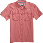Magellan Outdoors Men's Aransas Pass Short Sleeve Gingham Fishing Shirt - view number 4