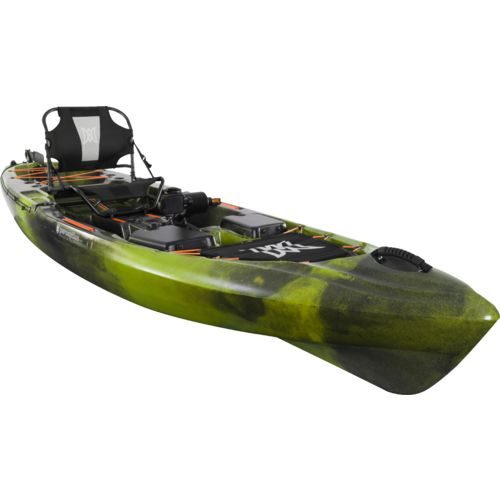 Perception Pescador Pilot 12' Sit-on-Top Pedal Kayak - view number 2
