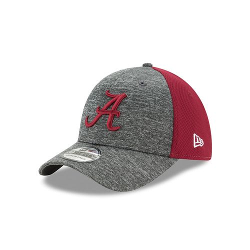 New Era Men's University of Alabama Shadow Blocker 39THIRTY Cap - view number 1