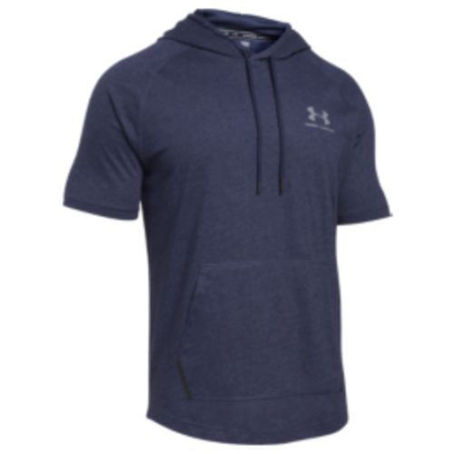 under armour zip up. under armour men\u0027s sportstyle short sleeve hoodie - view number zip up g