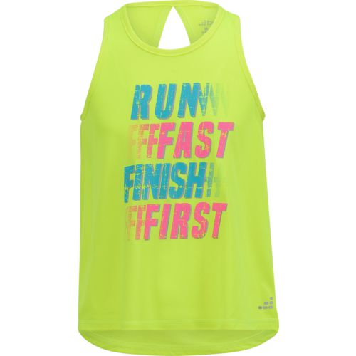 BCG Girls' Graphic Training Tank Top