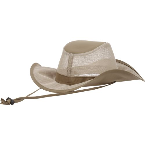 Magellan Outdoors Men's Supplex Mesh Safari Hat - view number 3