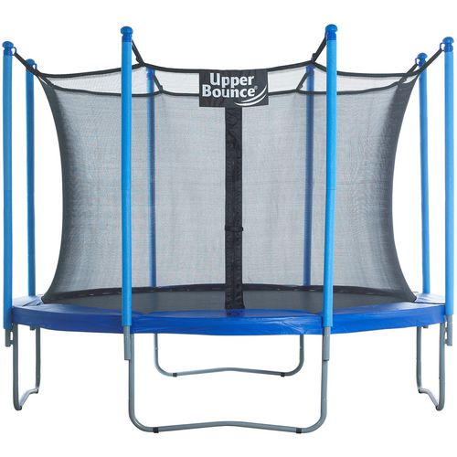 Upper Bounce 10 ft Round Trampoline with Enclosure - view number 1