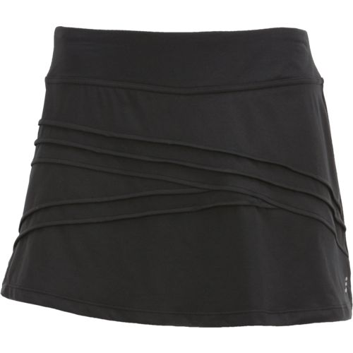 BCG Women's Club Sports Pintuck Tennis Skirt