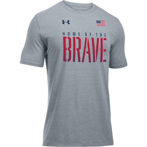 Under Armour Men's Home of the Brave T-shirt - view number 1