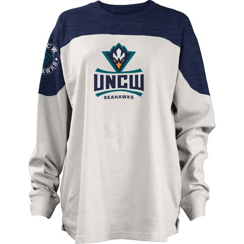 Three Squared Juniors' University of North Carolina at Wilmington Cannondale Long Sleeve T-shirt