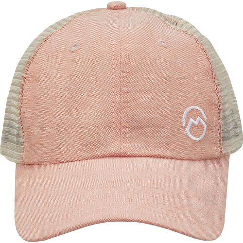 Display product reviews for Magellan Outdoors Women's Cute Catch Oxford Trucker Cap