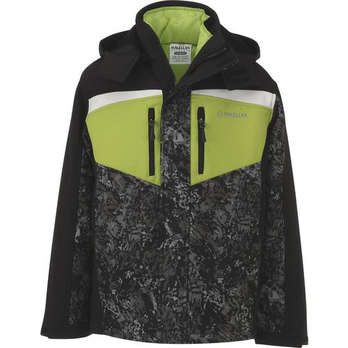 Magellan Outdoors Boys' Systems Ski Jacket - view number 1