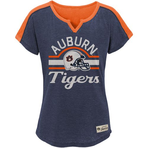 Gen2 Girls' Auburn University Tribute Football T-shirt