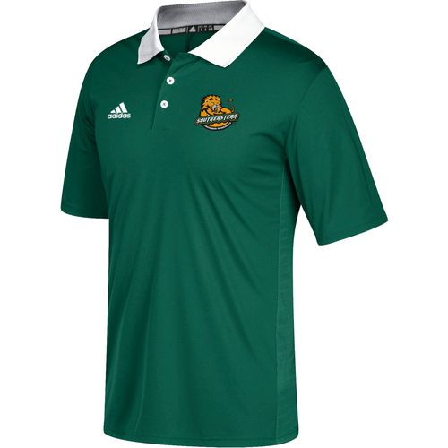 adidas Men's Southeastern Louisiana University Sideline Coaches Polo Shirt