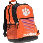 Forever Collectibles Clemson University Gradient Elite Backpack - view number 2