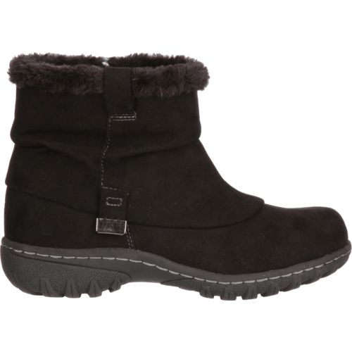Magellan Outdoors Women's Fur Collar Comfort Booties