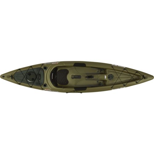 Sun Dolphin Journey 12 ft Fishing Kayak - view number 3